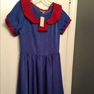 NWT Lindy Bop Swing Dress | Retro 50s & 60s Large
